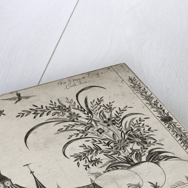 Pattern Book: Traditional Box Design, 1688 by unknown