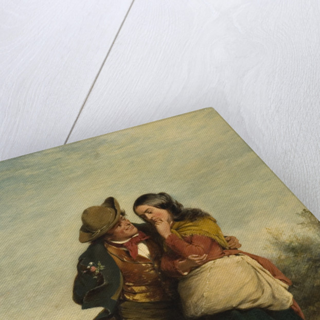 The Tale of an Irish Song, 1857 by Eskine Nichol
