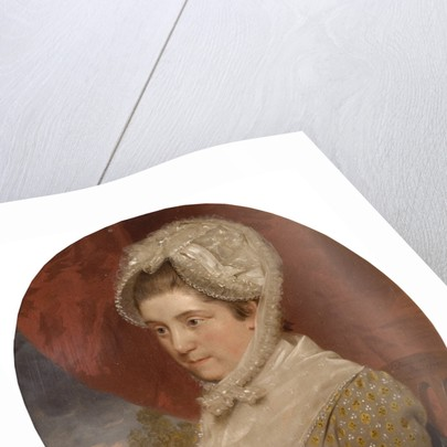 Unknown Lady, 1778 by John Downman