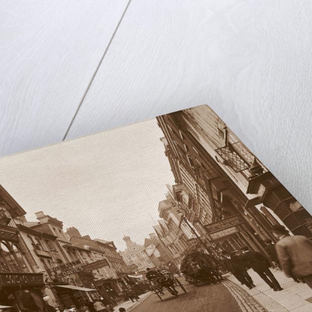 Victoria Street, Wolverhampton 1870 - 1900 by unknown