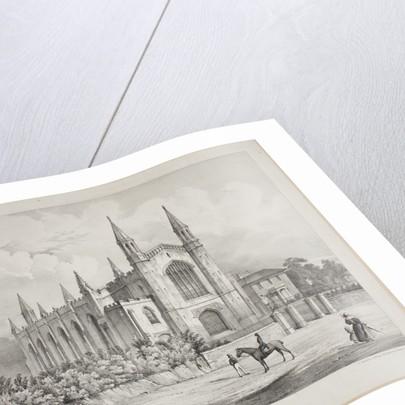 St Paul's Church, Wolverhampton, 1897-1900 by Clare Burton