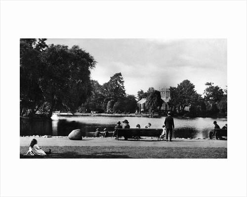 West Park, Wolverhampton, circa 1920 by unknown
