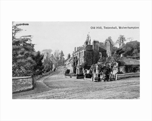 Old Hill, Tettenhall, circa 1900 by unknown