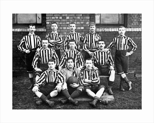 Wolverhampton Wanderers Football Club, 1880s by unknown
