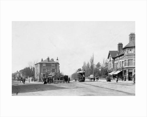 Chapel Ash, Wolverhampton, circa 1902 by unknown