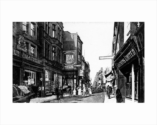 Dudley Street, Wolverhampton, Early 20th century by unknown