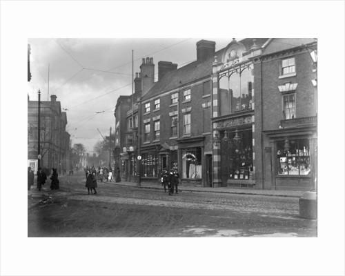 Swan Bank, Bilston, 1914 by unknown