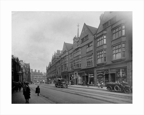 Lichfield Street, Wolverhampton, Early 20th century by unknown