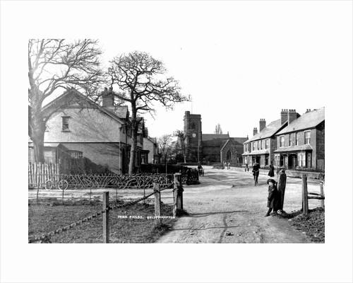 Church Road, Bradmore, circa1900 by unknown