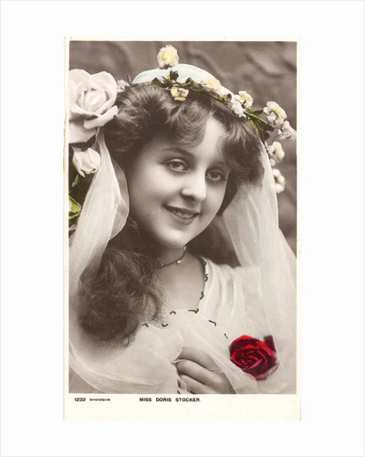 Celebrities of the Stage: Miss Doris Stocker, 1903 - 1908 by unknown