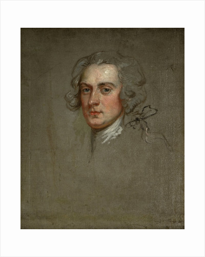 Unknown Gentleman, 1740 by unknown