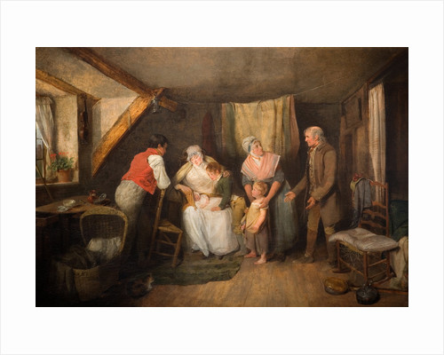The Birth, Early 19th Century by Edward Bird