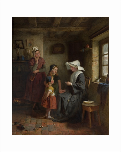 Early Teaching, Mid 19th century by George Hardy