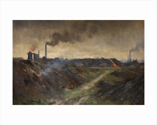 Tipping the Slag by Edwin Butler Bayliss