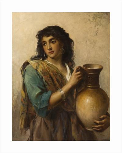 An Egyptian Beauty, 1860 - 1892 by Thomas Kent Pelham