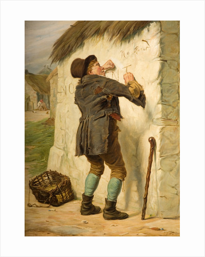 No Rint, Late 19th century by John Watson