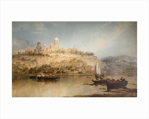 Boulogne, 1882 by James Webb