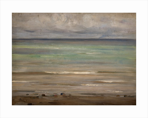 The Sea by Edwin Butler Bayliss