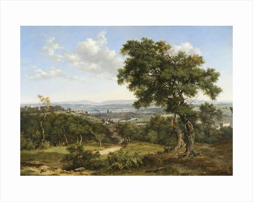 View of Bristol, 1827 by Patrick Nasmyth