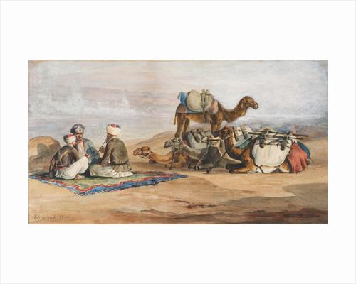 Eastern Scene, 1846 by Frederic Auguste Antoine Goupil Fesderic