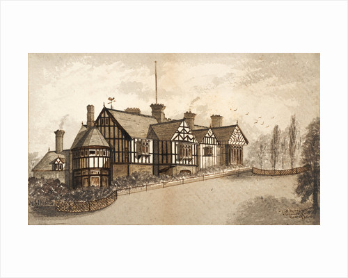 Wightwick Manor by unknown