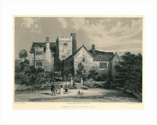 Throwley Hall by W.L Walton
