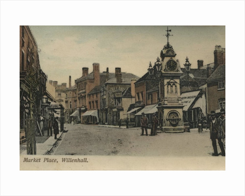 Market Place, Willenhall, c.1905 by unknown