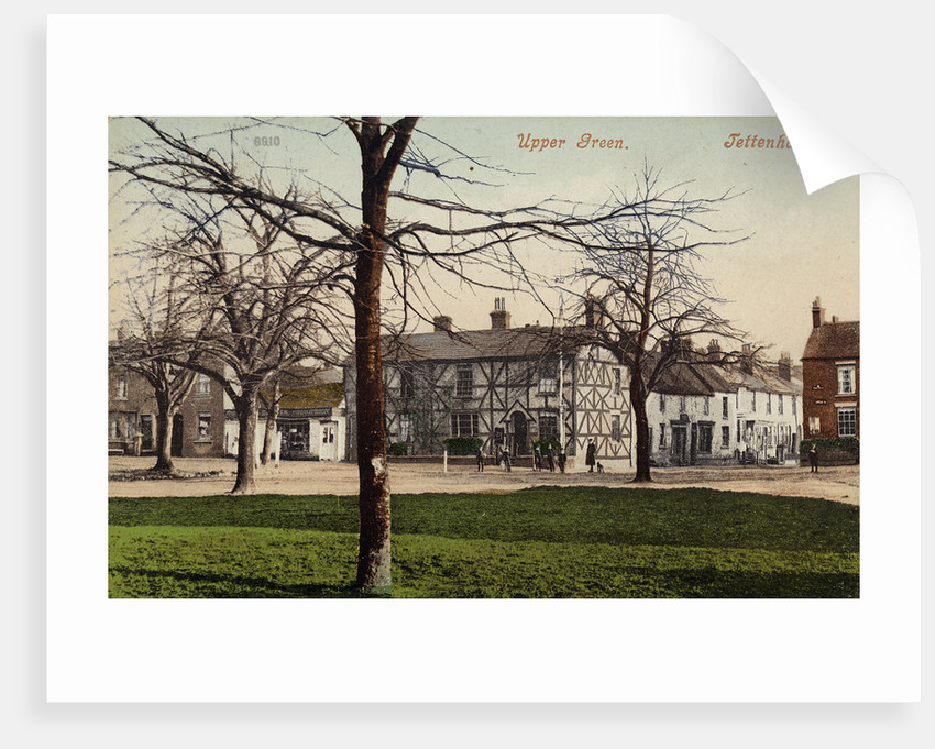Upper Green, Tettenhall, circa 1910 by unknown