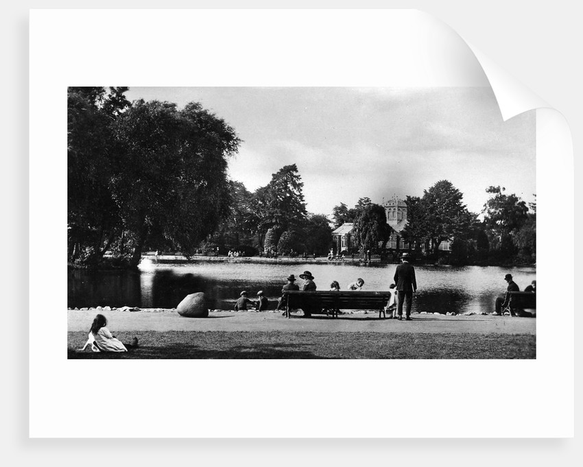 West Park, Wolverhampton, circa 1920 by unknown