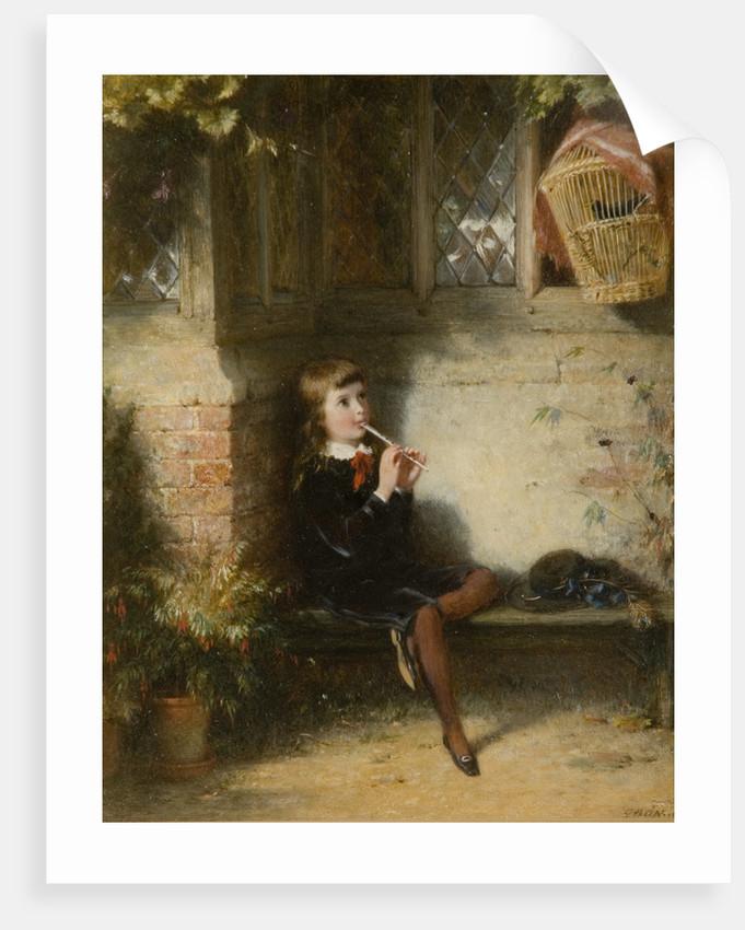 The Duet, 1886 by George Bernard O'Neill