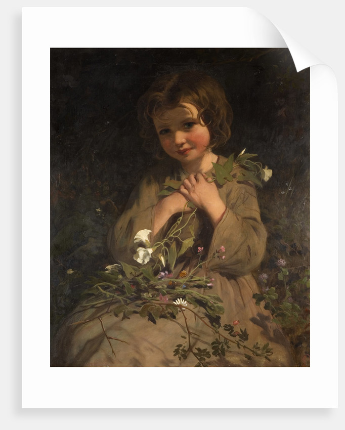 Wild Flowers, 19th century by James Sant