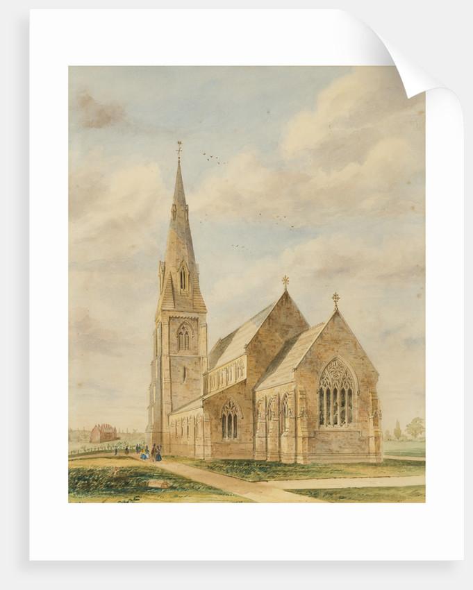 Heath Town Church by unknown