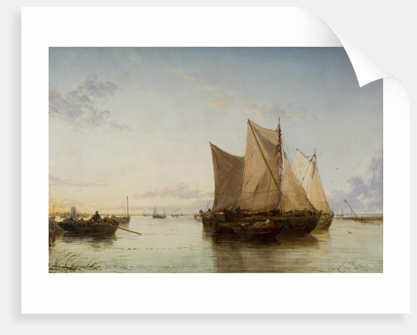A Quiet Evening, 1830 - 1895 by James Webb