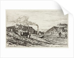 Timber Tree in Cradley, 1872 by Richard Samuel Chattock