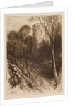 The Keep from the Moat, 1864 - 1908 by Henry Pope