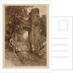 Entrance to the Courtyard, 1864 - 1908 by Henry Pope