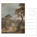 Park Scene, 1808 by Paul Sandby