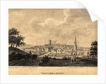 View of Wolverhampton from Graiseley Hill, 1796 by unknown