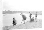 Children playing, Lunt, Bilston, 1920s by unknown