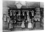 B. J. Dunn, Butchers Shop, Great Brickkiln Street, Wolverhampton, circa 1896 by unknown