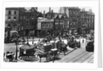 Queen Square, Wolverhampton, 1916 by unknown
