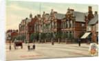 Higher Grade School, Wolverhampton, circa 1919 by unknown