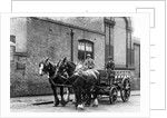 Horse-Drawn Vehicle, M. A. Boswell (Contractors) Ltd., Wolverhampton , circa 1920s by unknown