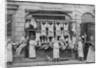 R. Gibson, Butchers Shop, Bilston, circa 1890s by unknown