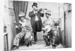 Unidentified Performing Trio, 19th century by unknown