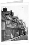 Lichfield Street, Wolverhampton, 1870 by unknown