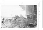 Metal Workers, Bilston Steelworks, 1928 by unknown