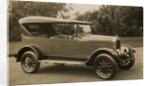 Clyno Motor Car, built in Wolverhampton, 1920s by unknown