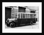 Guy Motor Bus, Wolverhampton, May 1925 by unknown