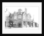 Seven Stars Hotel, Bilston, 1934 by unknown
